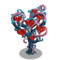 Dark Swirl Hearts Tree-icon