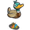 Duck Balloon-icon