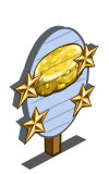 Sweet Corn Cakes 4 Star Mastery Sign-icon