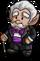 Tuxedo Gnome-icon