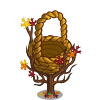 Wicker Basket Tree-icon