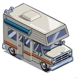 Camper RV-icon