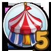 Circus Train Quest 5-icon
