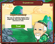Expedition Notification