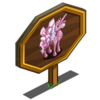 Rose Crystal Unicorn Mastery Sign-icon