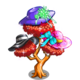 Tri Hatted Tree-icon