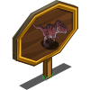 Albertosaurus Mastery Sign-icon