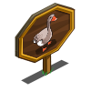American Buff Goose Mastery Sign-icon