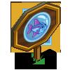 Bubble Fish Mastery Sign-icon