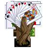 Card Trick Tree-icon