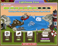 Lighthouse Cove Stage 7