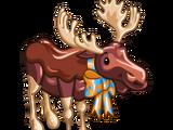 Milk Chocolate Moose