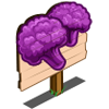 Purple Cauliflower Mastery Sign-icon