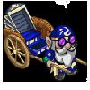 Rickshaw Gnome-icon