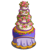 Royal Wedding Cake-icon
