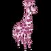 Valentine Giraffe-icon