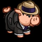 Al Capone Pig-icon