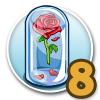 Beauty up the Beast Quest 8-icon