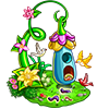 Fairy Vine Birdhouse-icon