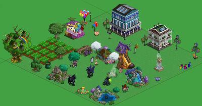FarmVille's Model Farm 20110307