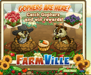 Gophers Garden Loading Screen