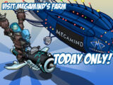 Megamind Promotion Event