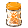 Orange Taffy-icon