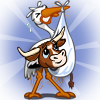 Adopt Western Longhorn Calf-icon.png