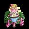 Ballerina Cupcake Tree-icon