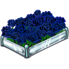 Black Roses Bed-icon
