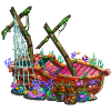 Coral Sunken Ship-icon