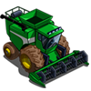 Green Harvester-icon