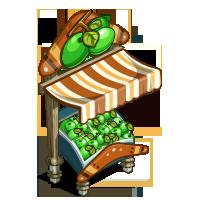 Green Muntries Stall-icon