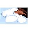 Horse Snowpile-icon