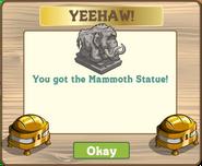 Locked Box Mammoth