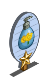 Marigold Lotion 1 Star Mastery Sign-icon