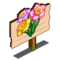 Narcissus Flower Mastery Sign-icon