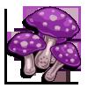 Purple Toadstool-icon