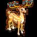 Sunrise Deer-icon