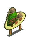 Carriage Driver Tree Mastery Sign-icon