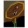 Irish Hunter Foal Mastery Sign-icon