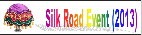 Silk Road Event (2013) Event Banner