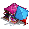 Stack Of Kites-icon
