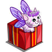 Kitty Angel Box-icon