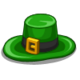 Leprechaun Hat-icon