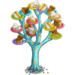 Party Plates Tree-icon