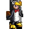 Penguin Costume Monkey-icon