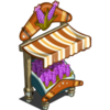Purple Sweet Corn Stall-icon