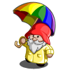 Rain Gear Gnome-icon