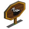 Skunk Mastery Sign-icon